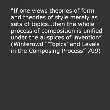 The New Work of Composing: Re-Inventing Invention (Garrett